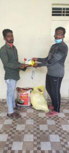 SAMPADA Artist Relief Activity - Kurnool
