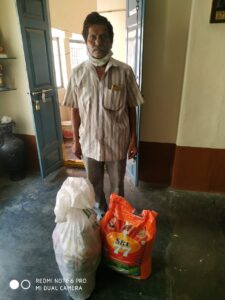 SAMPADA Artist Relief Activity - Rajahmundry